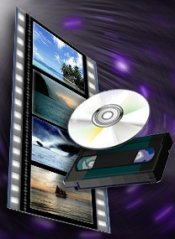 TRANSFERT DE FILMS EN DVD - HD BLU-RAY